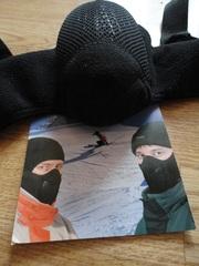 маска тепловая - кондиционер